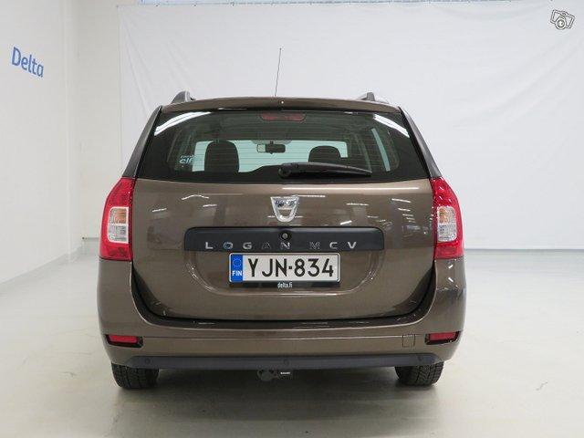 Dacia Logan MCV 6