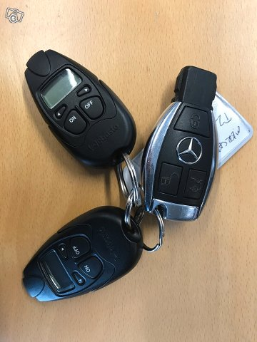 Mercedes-Benz C 21