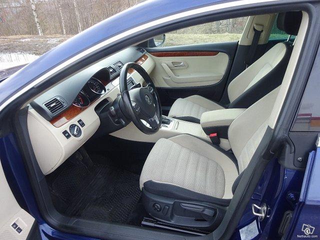 Volkswagen Passat CC 9