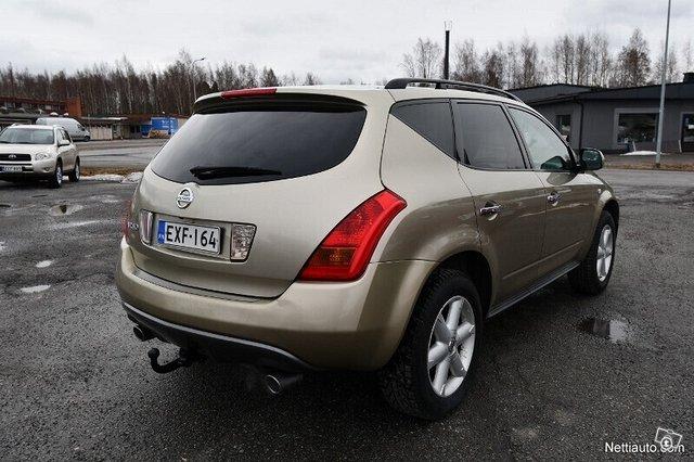 Nissan Murano 4