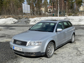 Audi A4, Autot, Kuopio, Tori.fi