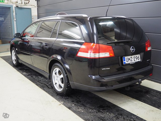 Opel VECTRA STATION WAGON 3