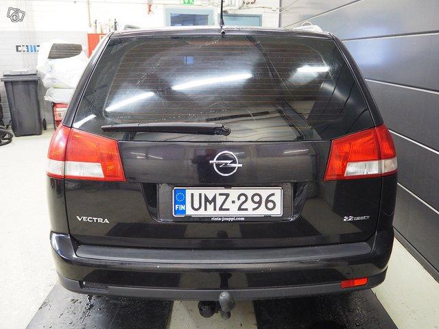 Opel VECTRA STATION WAGON 4