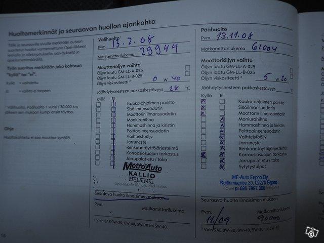 Opel VECTRA STATION WAGON 9