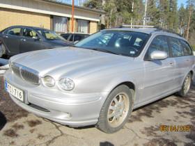 Jaguar X-type, Autot, Lappeenranta, Tori.fi