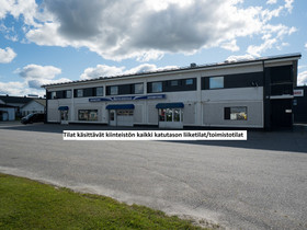Seinäjoki Pohja Mäntylänkatu 1 Hallitilat, toimist, Liikkeille ja yrityksille, Seinäjoki, Tori.fi