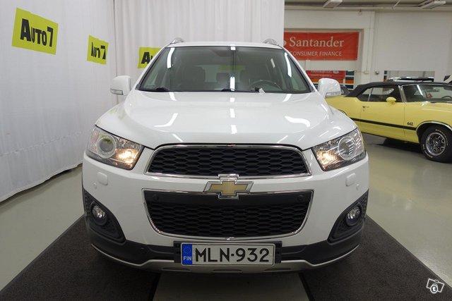 Chevrolet Captiva 7