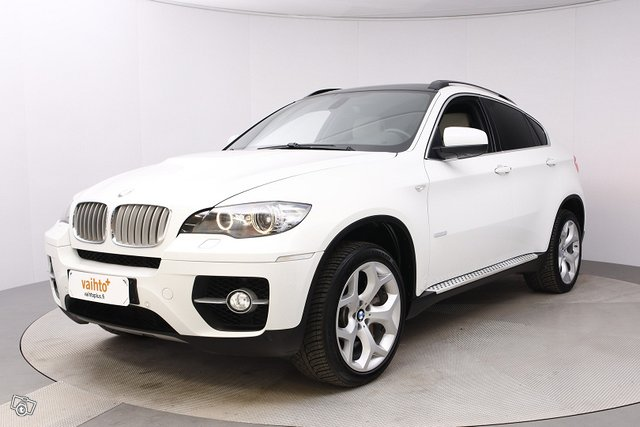 BMW ACTIVEHYBRID X6 408 HV