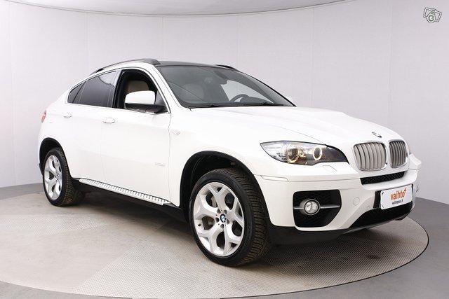 BMW ACTIVEHYBRID X6 408 HV 7