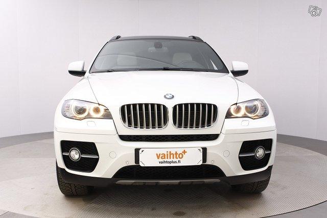 BMW ACTIVEHYBRID X6 408 HV 8