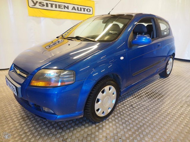 Chevrolet Kalos 1