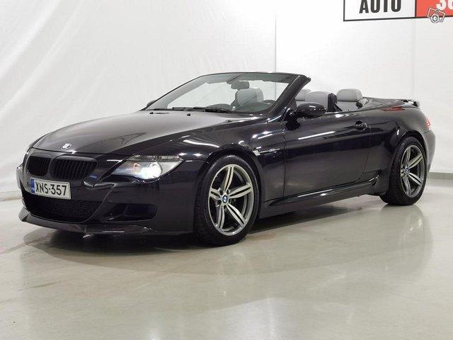 BMW M6, kuva 1