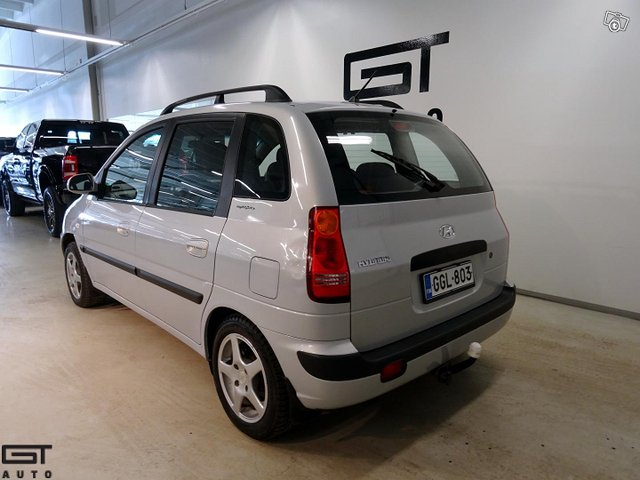 Hyundai Matrix 3