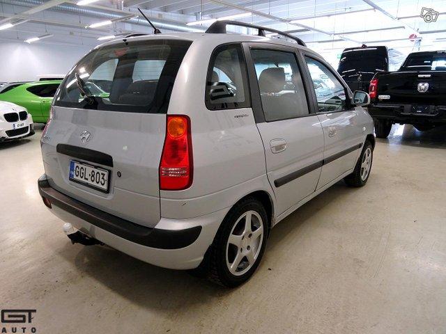 Hyundai Matrix 5