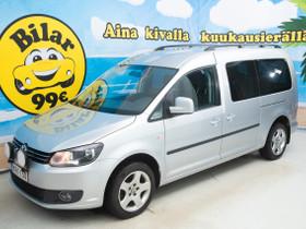Volkswagen Caddy Maxi, Autot, Pirkkala, Tori.fi