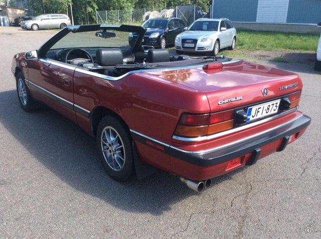 Chrysler Le Baron 4