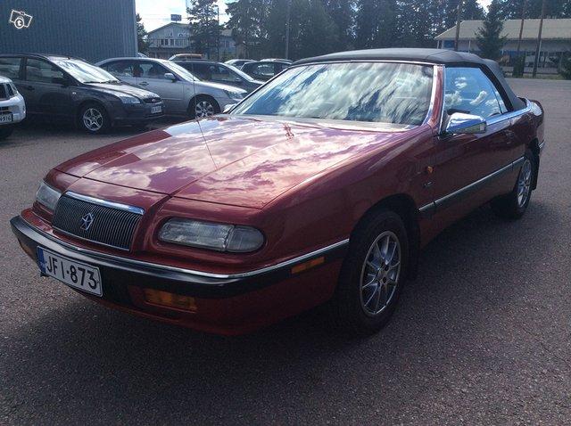 Chrysler Le Baron 5