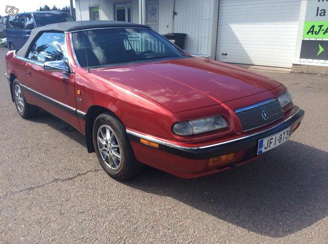 Chrysler Le Baron 6