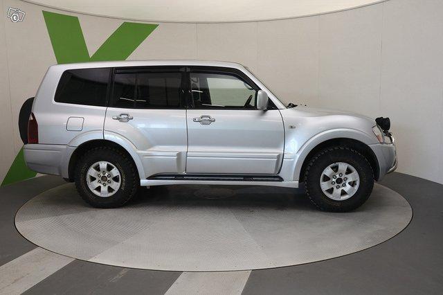 Mitsubishi Pajero 3