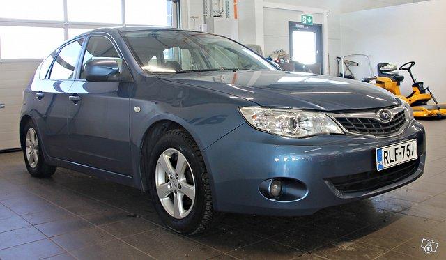 Subaru Impreza 5