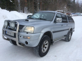Mitsubishi L200, Autot, Suomussalmi, Tori.fi