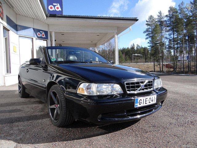 Volvo C70 4