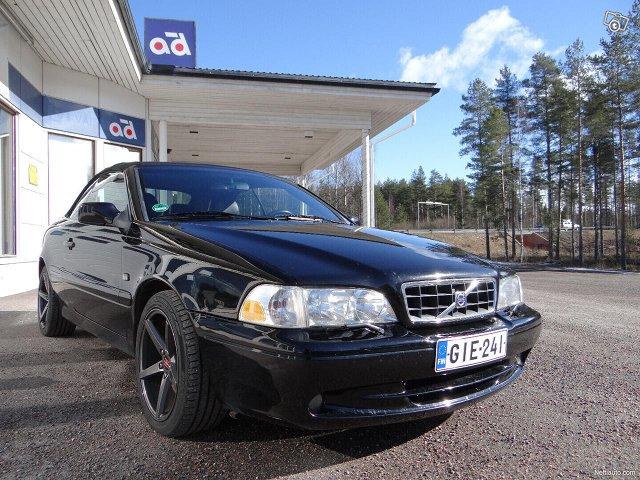 Volvo C70 11