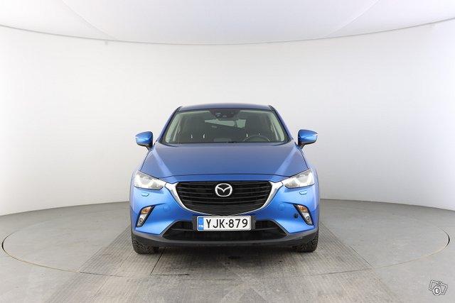 Mazda CX-3 8