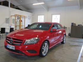 Mercedes-Benz A, Autot, Kirkkonummi, Tori.fi