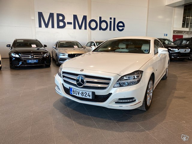 Mercedes-Benz CLS 18