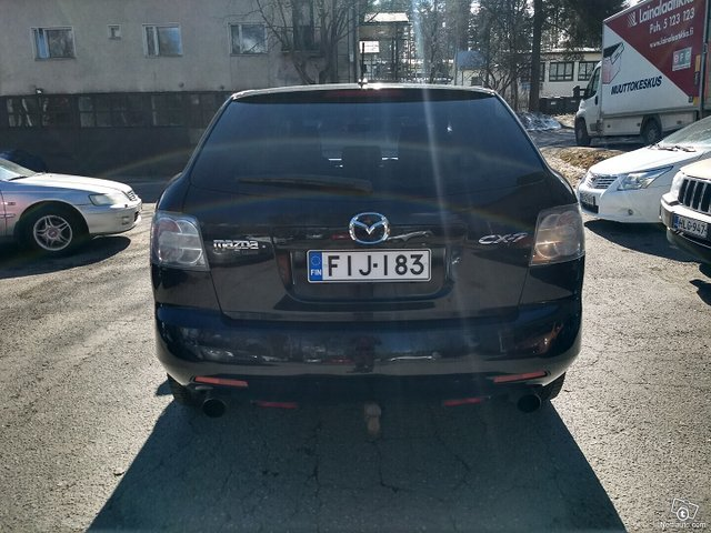 Mazda CX-7 4