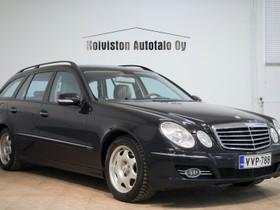 Mercedes-Benz E, Autot, Hattula, Tori.fi