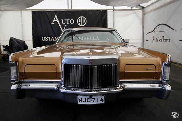Lincoln Continental 2
