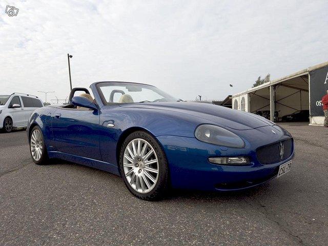 Maserati 4200, kuva 1