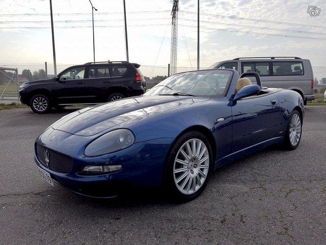 Maserati 4200 4