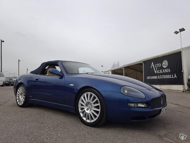 Maserati 4200 16