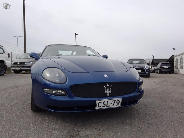 Maserati 4200 17
