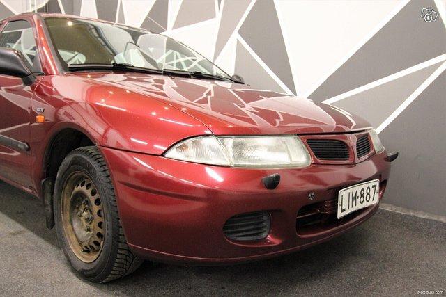 Mitsubishi Carisma 10