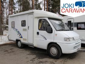 Dethleffs Bus 2, Matkailuautot, Matkailuautot ja asuntovaunut, Joensuu, Tori.fi