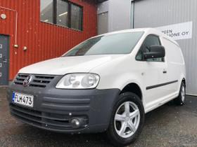 Volkswagen Caddy Maxi, Autot, Tampere, Tori.fi