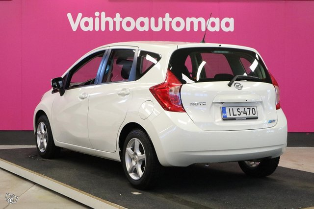Nissan Note 6