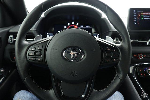 Toyota GR Supra 13
