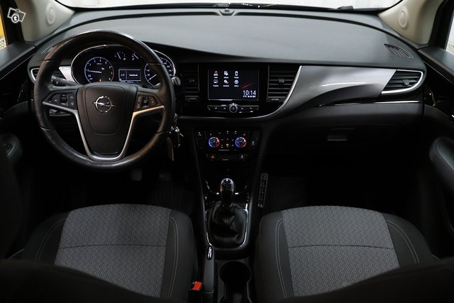 Opel Mokka 9