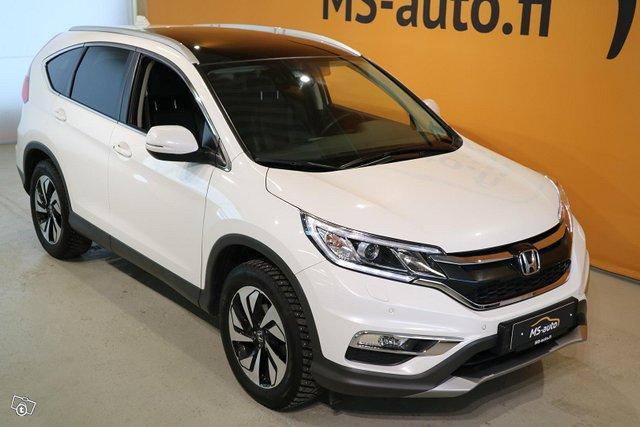 Honda CR-V 10