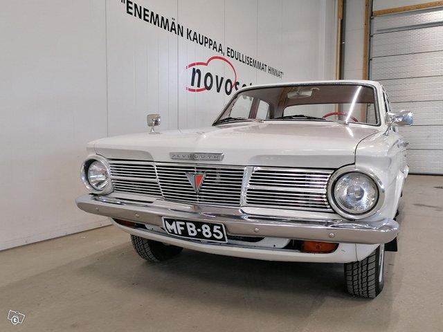 Plymouth Valiant 2