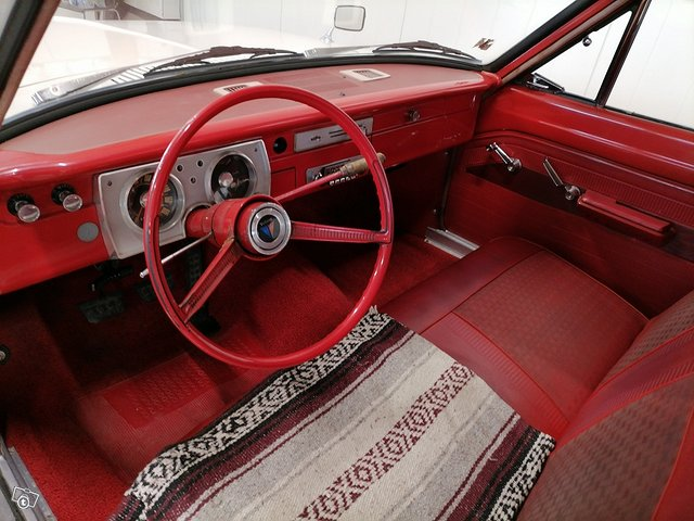 Plymouth Valiant 9