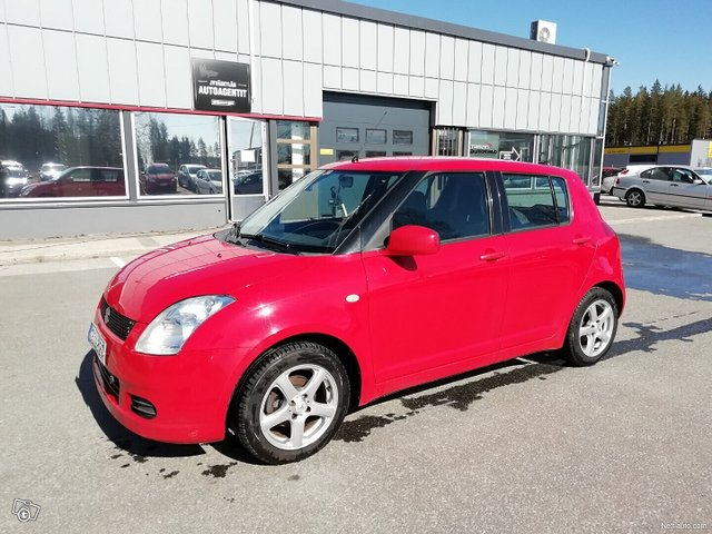 Suzuki Swift 1