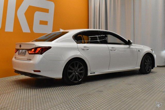 Lexus GS 6