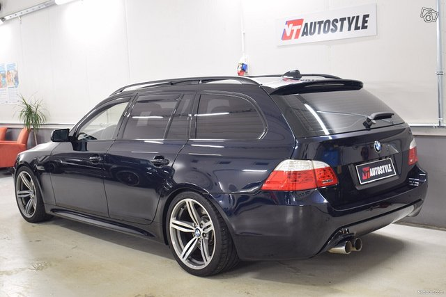 BMW 550 4