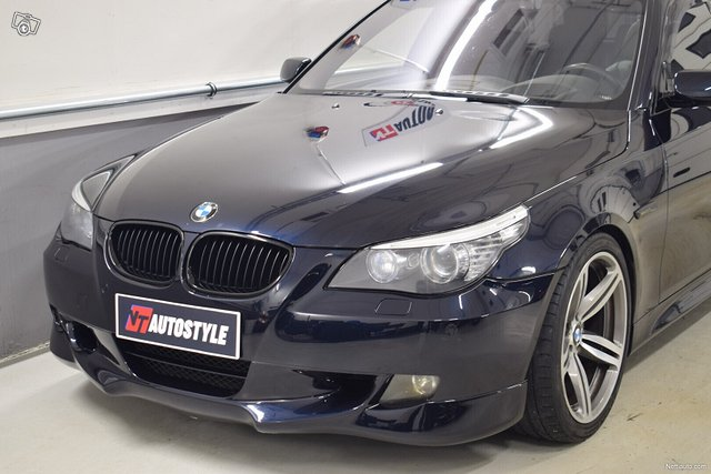 BMW 550 8